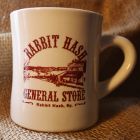 Old U.S. Navy Style Rabbit Hash General Store Coffee Mug