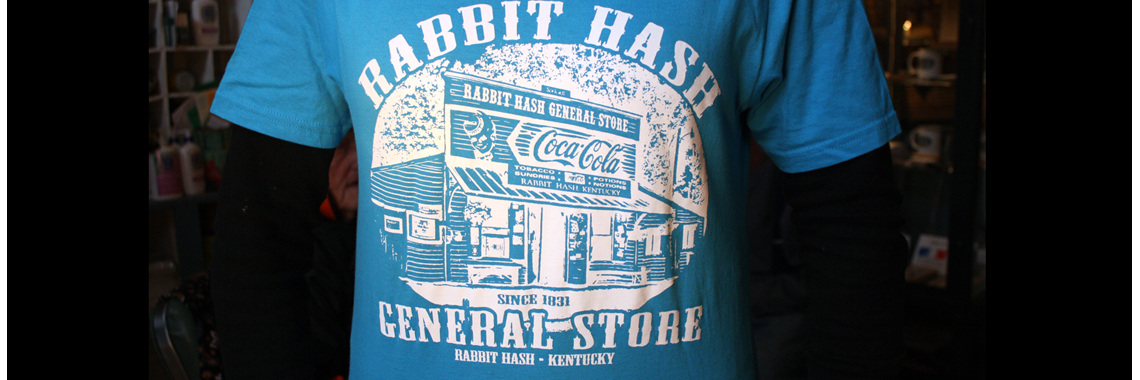 Rabbit Hash tees
