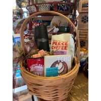 Coffee Lovers Basket
