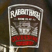 Rabbit Hash General Store Golden Ale T-shirt