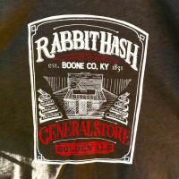 Rabbit Hash General Store Golden Ale T-shirt