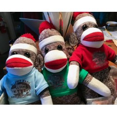 Rabbit Hash General Store Sock Monkey
