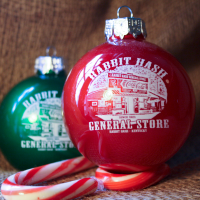 Rabbit Hash General Store Christmas Tree Ornaments