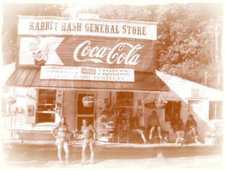 directions to the rabbit hash general store