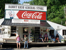 The Rabbit Hash General Store
